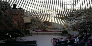 Virtuaalinen Helsinki-päivä Temppeliaukion kirkossa